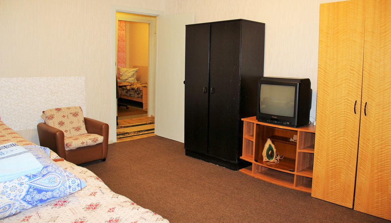 Двухкомнатная квартира Нивский 2